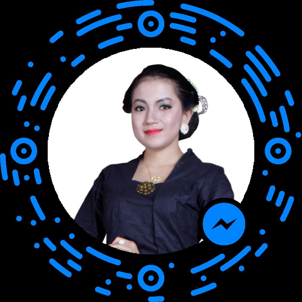 Chat dengan Dewi Asih Via FB Messeger