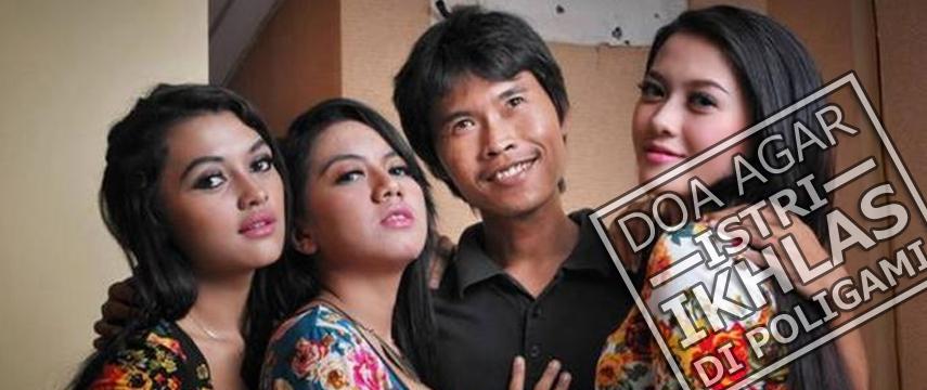 Doa Agar Istri IKHLAS Untuk DiPoligami - Dewi Asih